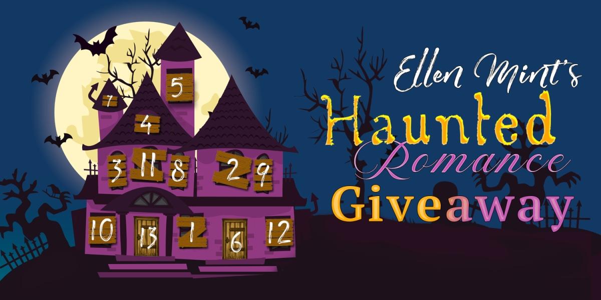 Ellen Halloween Giveaway 2020 Halloween Calendar Giveaway: Day One – Ellen Mint Books
